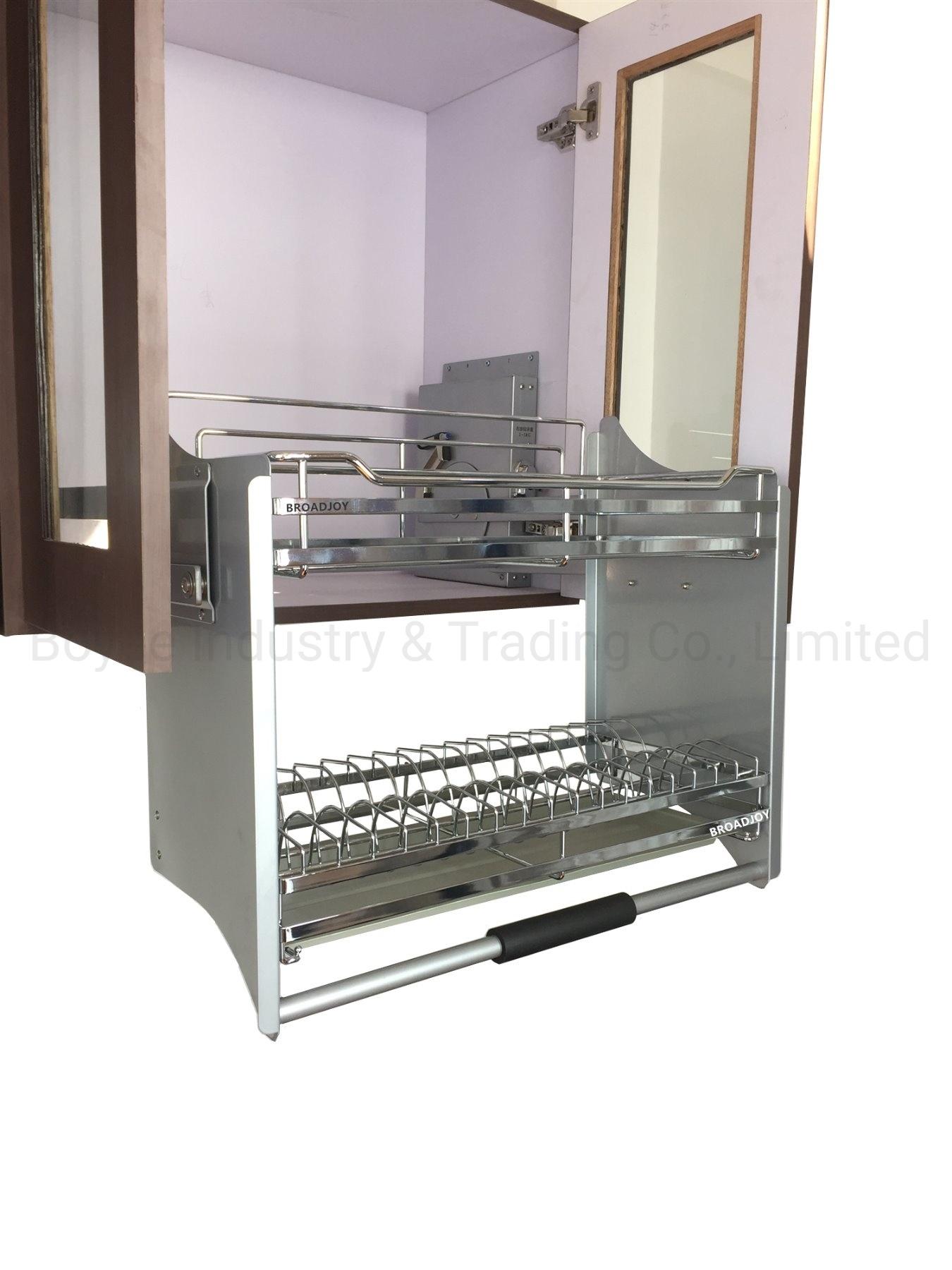 Kitchen Wall Cabinet Lifting Basket