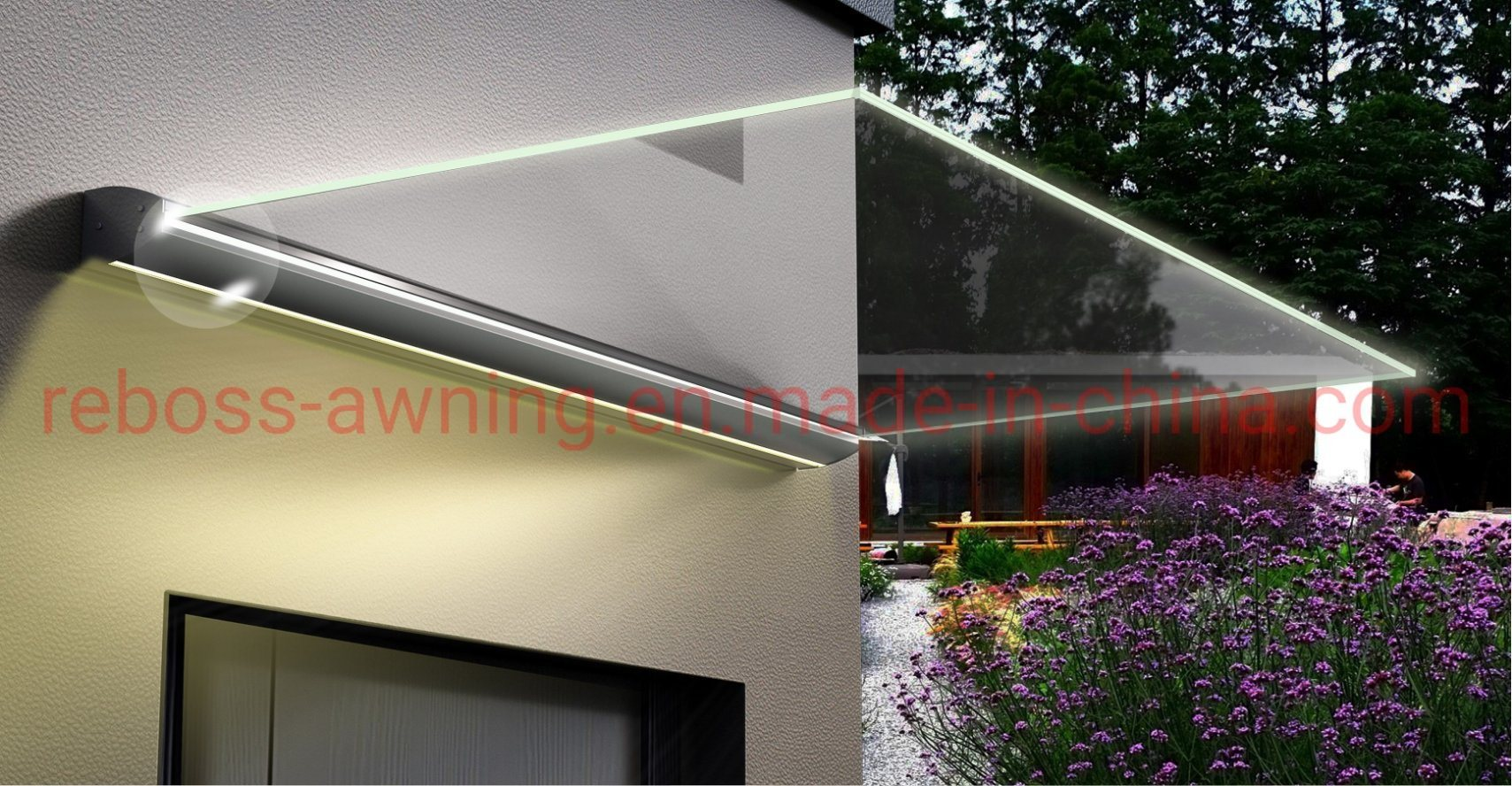 China Outdoor Awning Sunshade Telescopic Canopy Garden Courtyard Awning Glass Sun Shade China Canopy And Glass Canopy Price