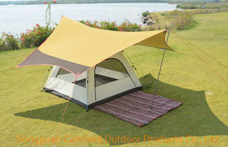 China Custom Wholesale Portable Sun Shade Canopy Outdoor Hiking Picnic Waterproof Camping Canopy China Camping Canopy And Tarp Tent Price