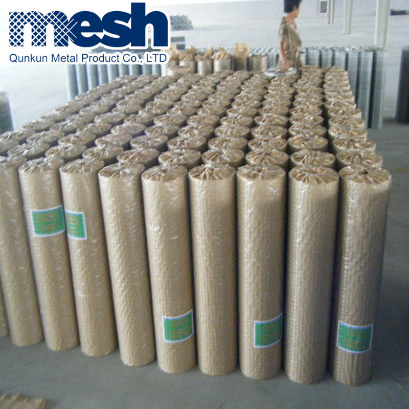 China 1.5mx30m Welded Wire Mesh Fence Panels in 6 Gauge - China ...