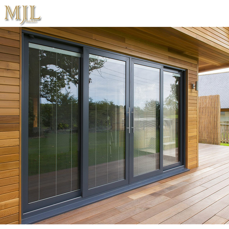 China Cheap Factory Price Aluminum Sliding Door For Sale China