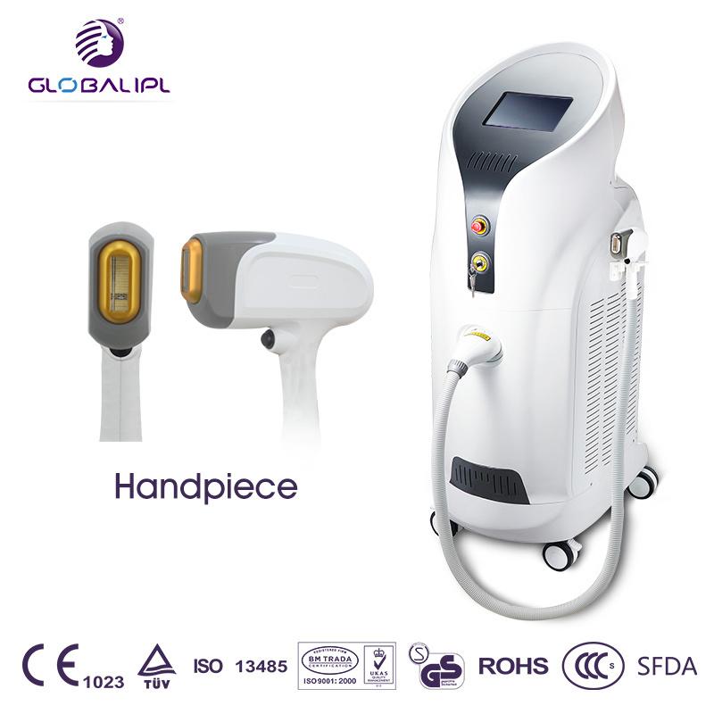 China Alma Soprano Ice Alma Laser Soprano 755 808 1064nm Machine