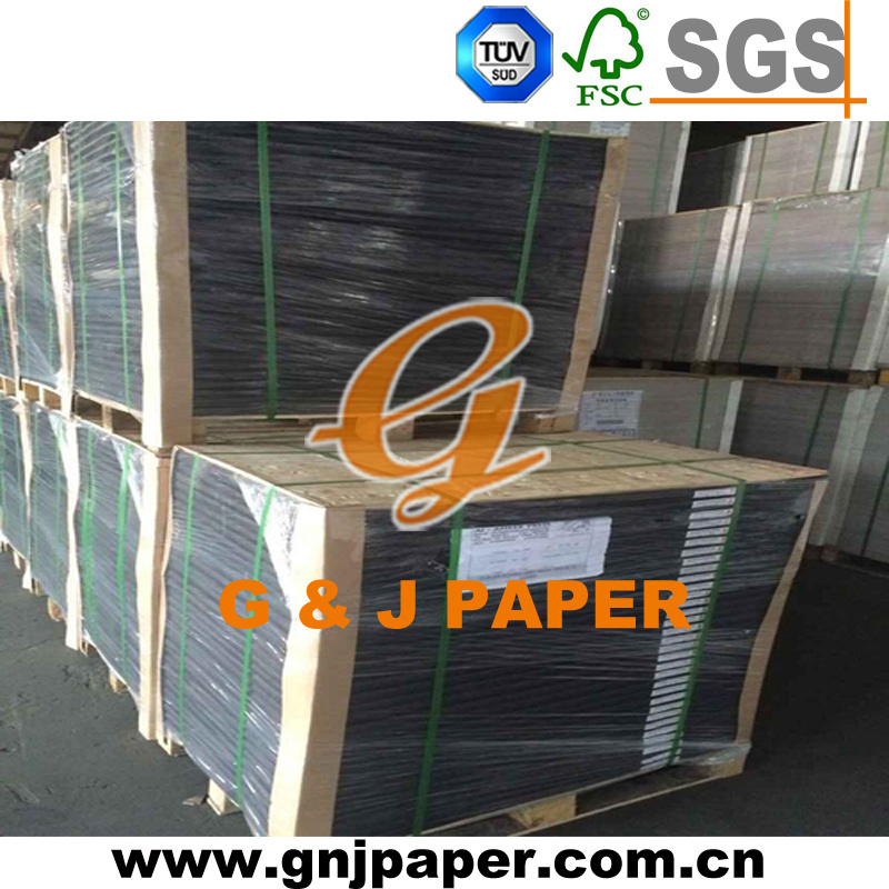 Pulp White Back Duplex Paper Board for Packing and Packaging pictures & photos
