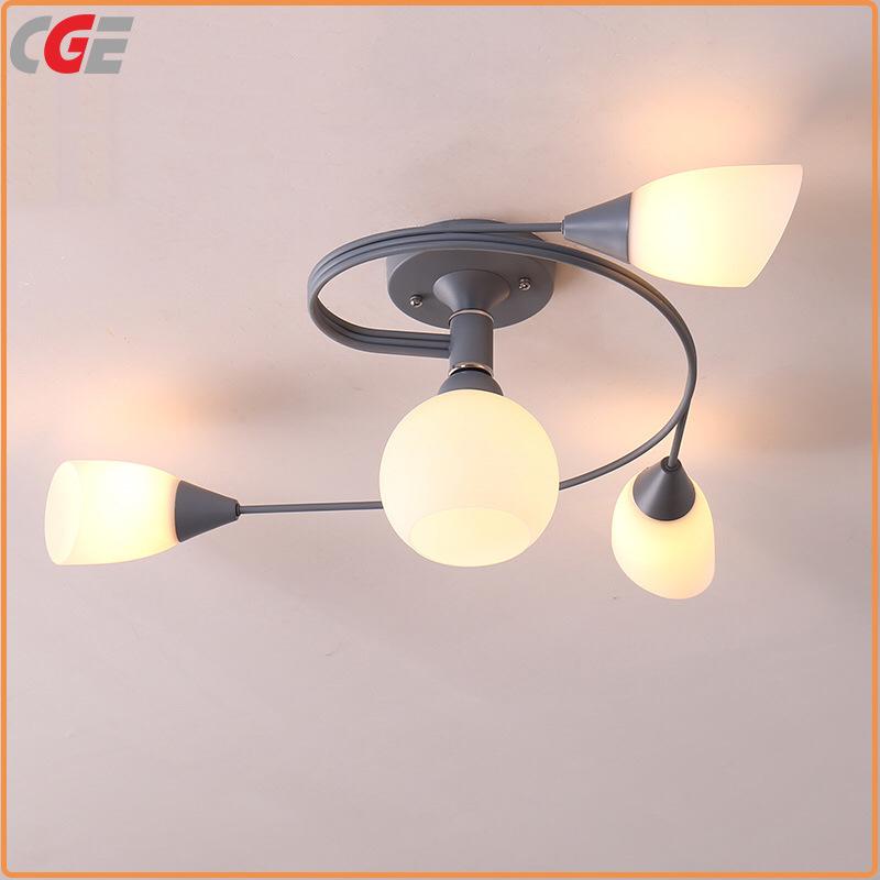 Hot Item Chandelier Light Led Simple Modern Bedroom Ceiling Pendant Restaurant