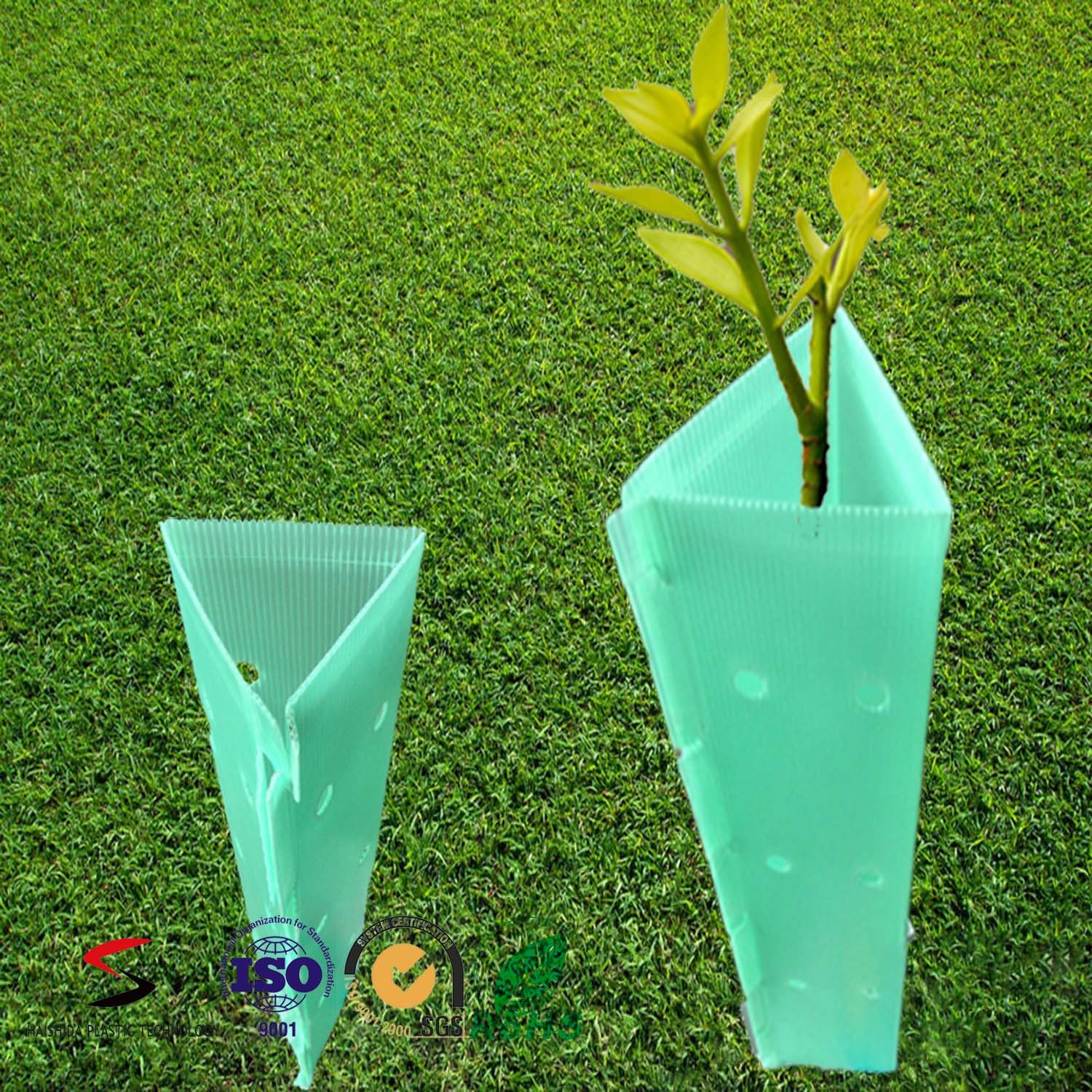 PP Tree Guard Plastic Tree Protection