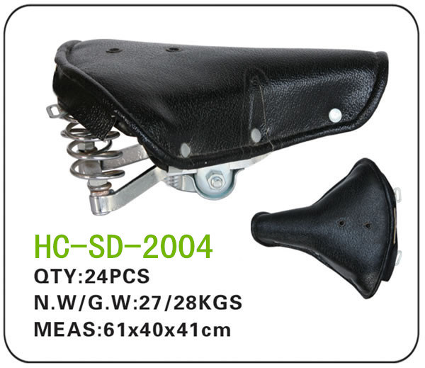 "Bicycle Saddle for 28""Traditional Bicycle (SD-2004)"