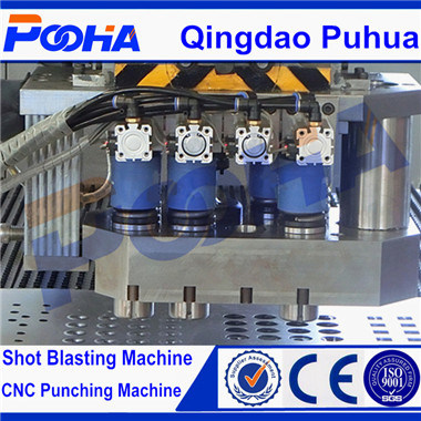 AMD-P Series CNC Punching Machine for Punch Screen Holes pictures & photos