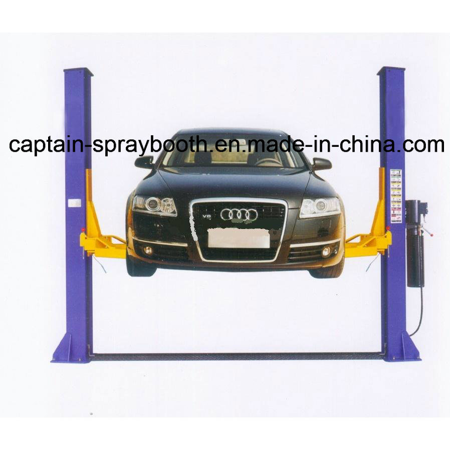 China 2 Post Car Lift, Car Hoist, Lifting Platform - China Car Lift, 2 Post  Lift