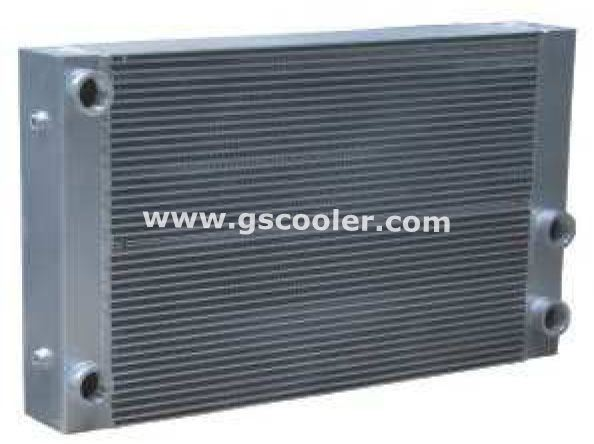 Aluminum Cooler for Construction Machinery (B1003)