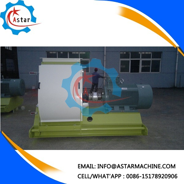 Wood Pellet Hammer Mill for Wood Chips pictures & photos