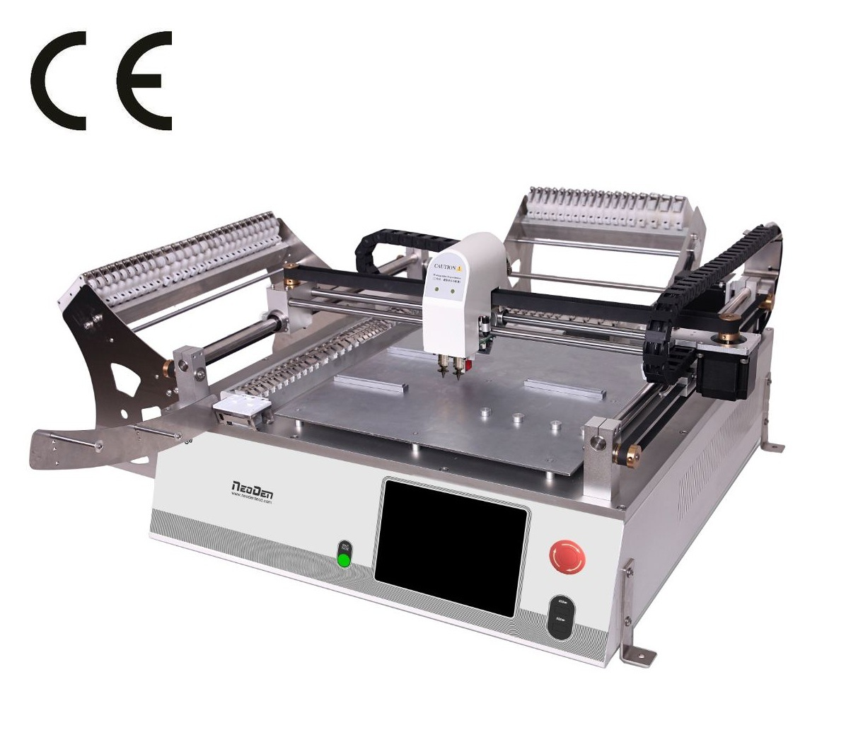 China Pick And Place Machine Pcb Assembly Equipment Smt Production Circuit Board Printing Machinepcb Manufacturing Line Neoden3v Tm220a Solder Printer