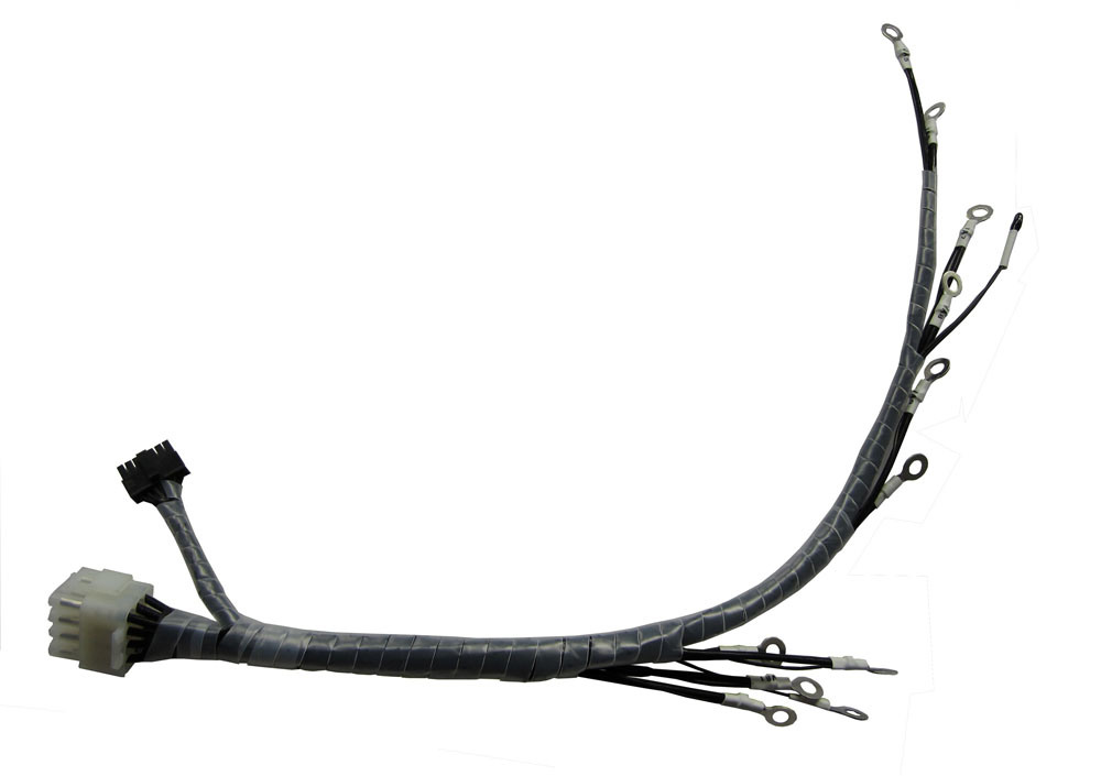china electric vehicle battery core wire harness  ev-378