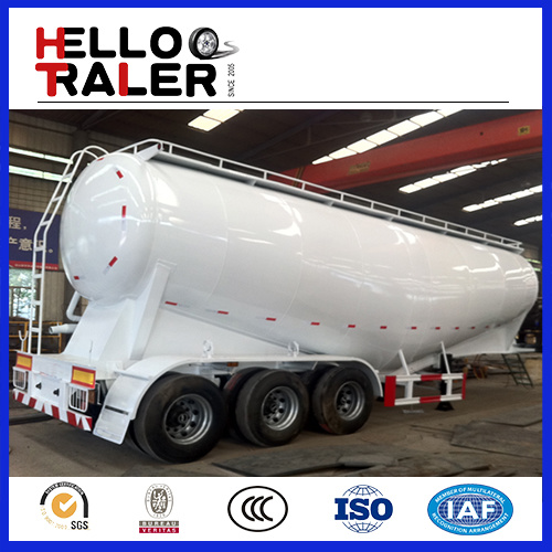45cbm Road Transport Cement Tanker Trailer pictures & photos