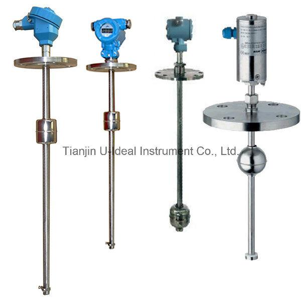China Float Level Controller Oil Middle Level Sensor