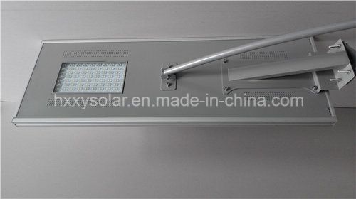 80W LED Solar Energy Panel Street Motion Sensor Light