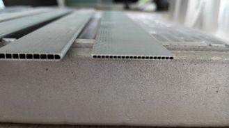 China Multi - Port Extrusions / Microchannel Aluminum