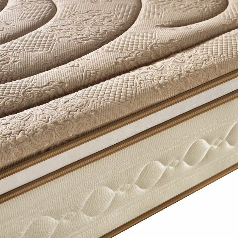 Natural Latex Spring Mattress for Bedroom Furniture Fb739 pictures & photos