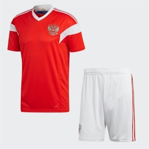 15ced0f2b Free Shipping to Russia Football Shirt 2018 World Cup Home Red Customized  Soccer Jersey