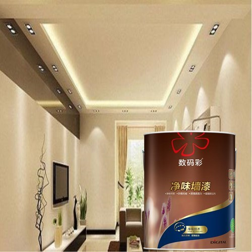 Weather Resistant Water Based Emulsion Paint for Indoor Wall