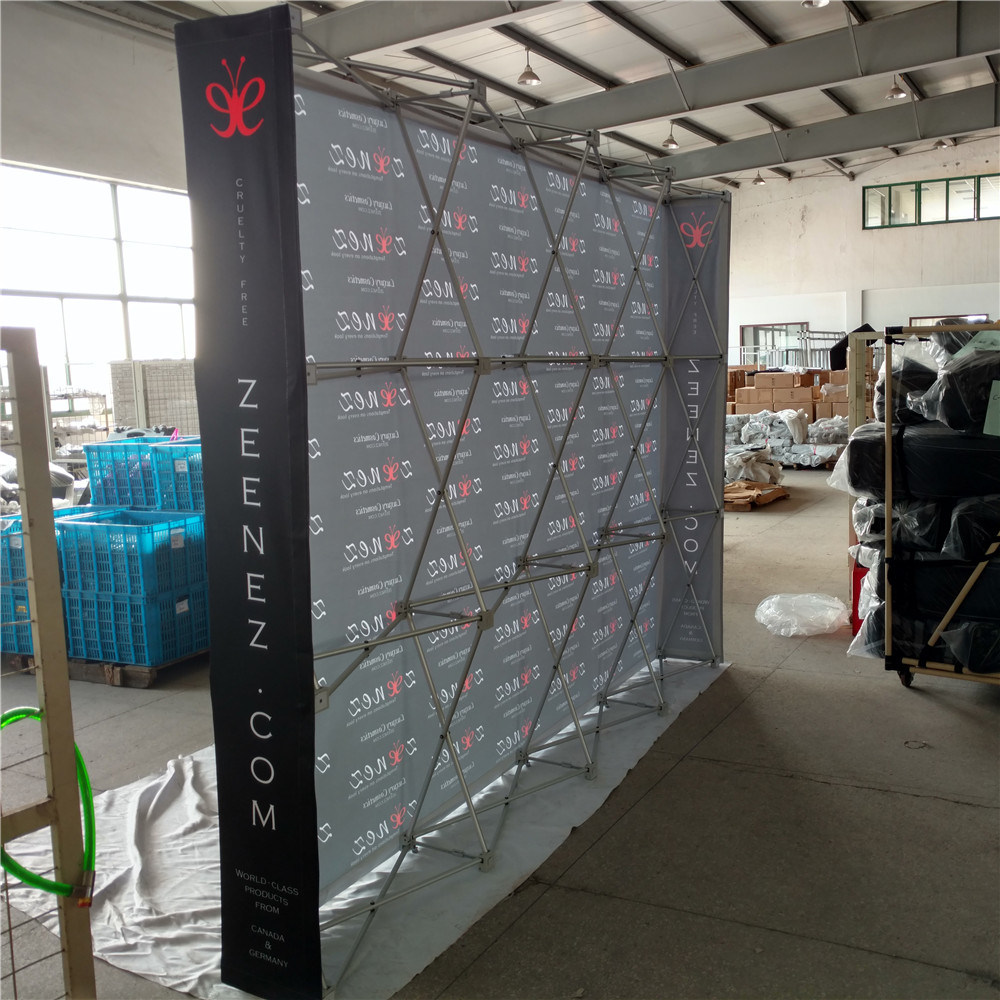Fasten Tape Pop up Stand for Photo Backdrop
