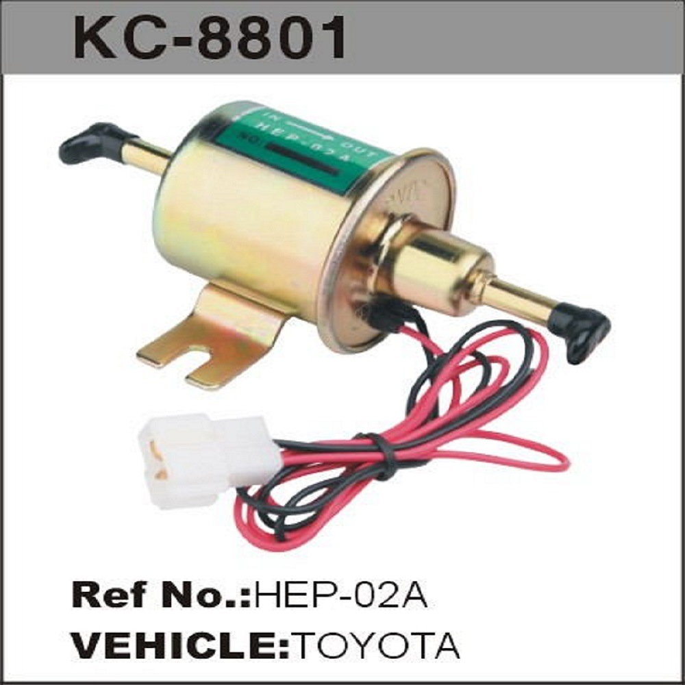 Electronic Pump for Toyota (HEP-02A DW588; 032-AT09-06001) with Kl-8801