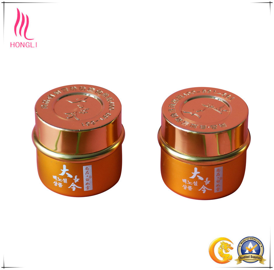 Cosmetic Cream Jar for Beauty Products Use