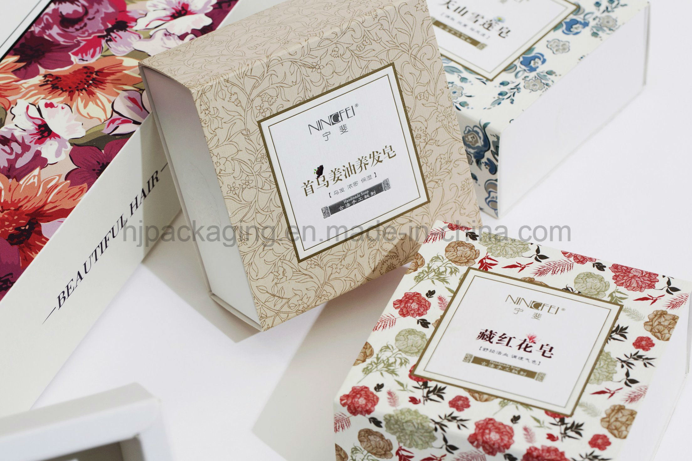 China Custom Made Hair Extension Packaging Box with Free Sample ...