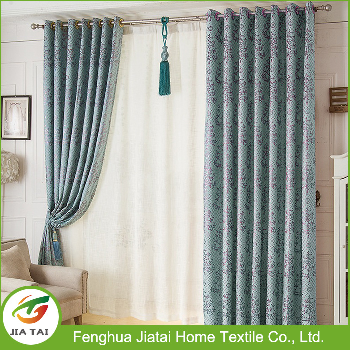China Custom Curtains And D