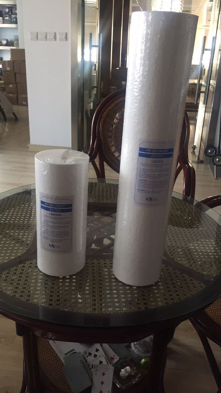 10inch PP Sediment Filter Cartridge (PP-10)