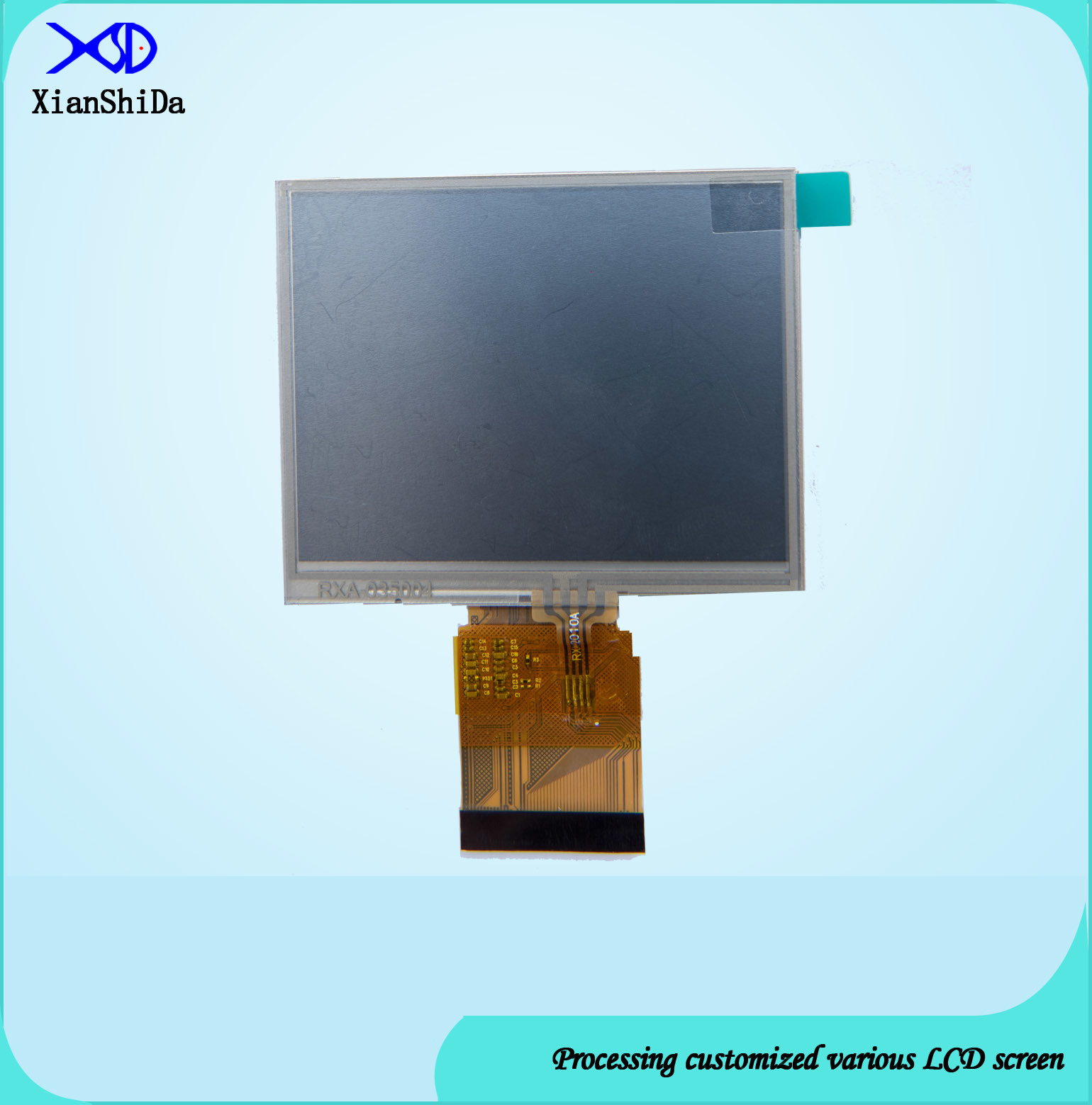 3.5 Inch TFT LCD Touch Screen Panel