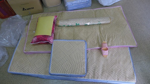 Catalogue of PP Rattan- Like Mat Plant pictures & photos