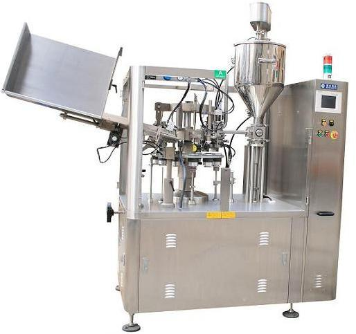 Automatic Tube Filling & Sealing Machine (Model: RGF)
