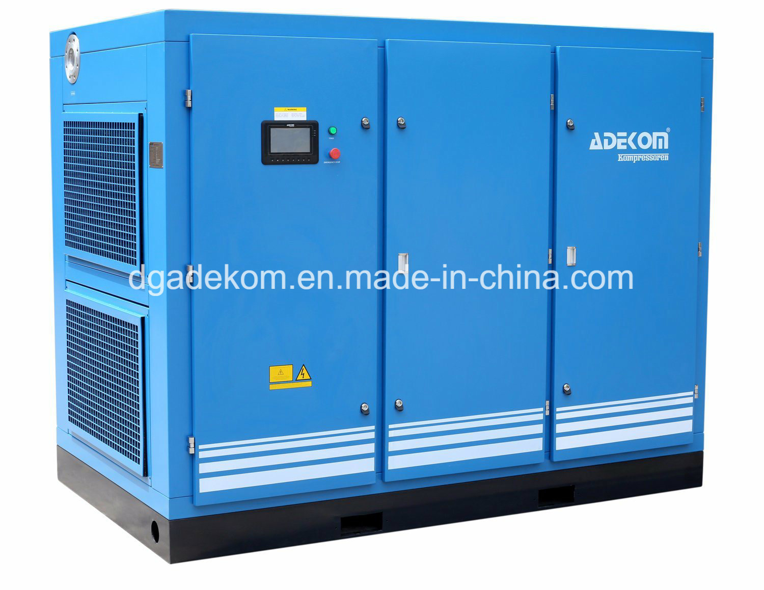 Oil Injected Electric Rotary Industrial Screw Air Compressor (KE90-08) pictures & photos