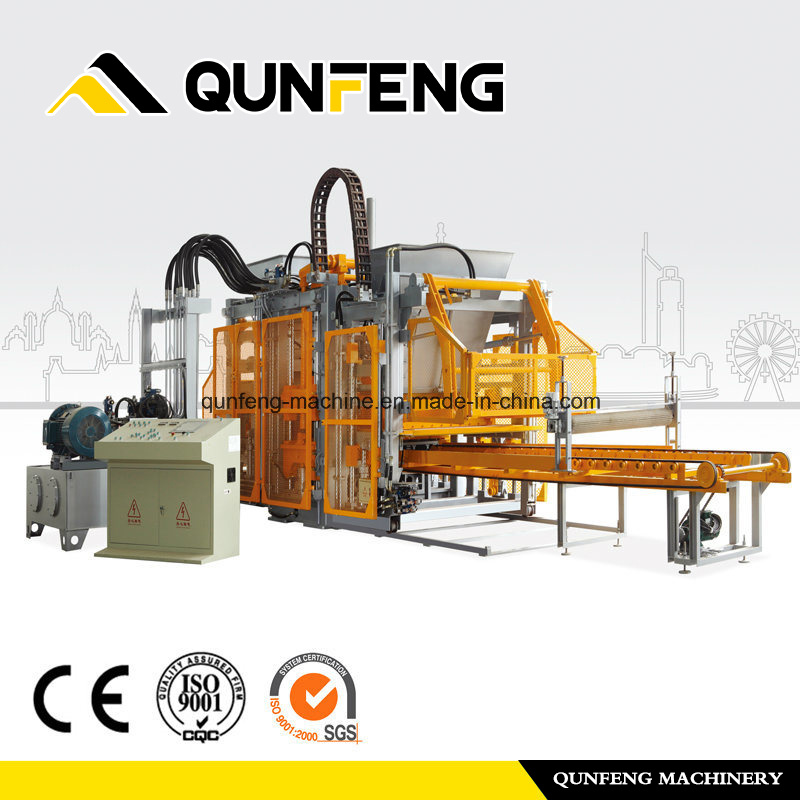 Qf1800 Manual Block and Brick Making Machines\Cement Block Machine