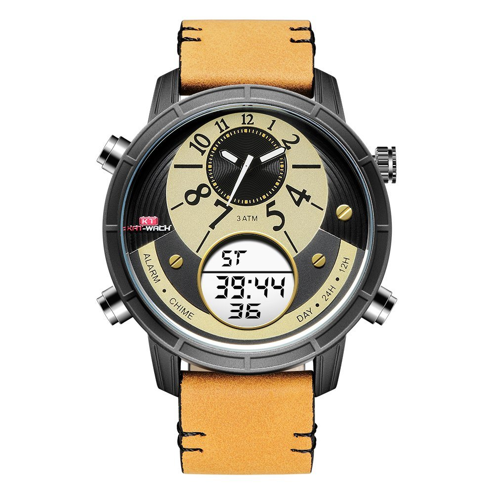 Watches Man Mens Watches Digital Watch Gift Quality Watches Quartz Custome Wholesale Watch Swiss Watch pictures & photos