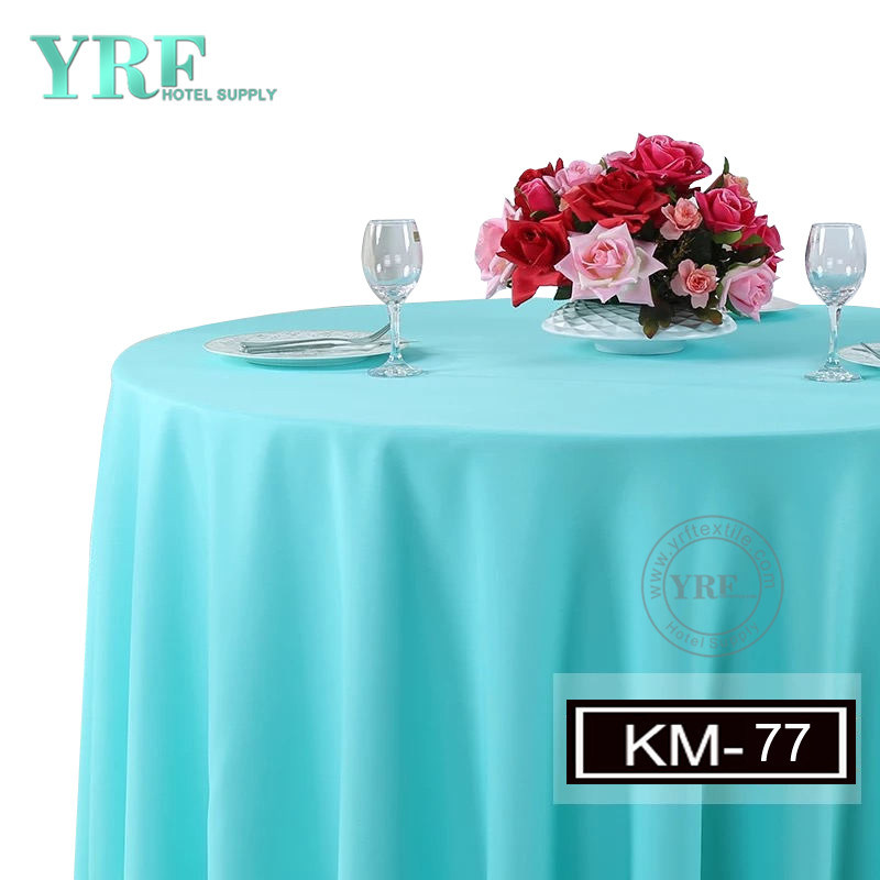 225 & [Hot Item] Round Overlay Navy Tablecloth Navy Blue Table Covers Navy Tablecloth