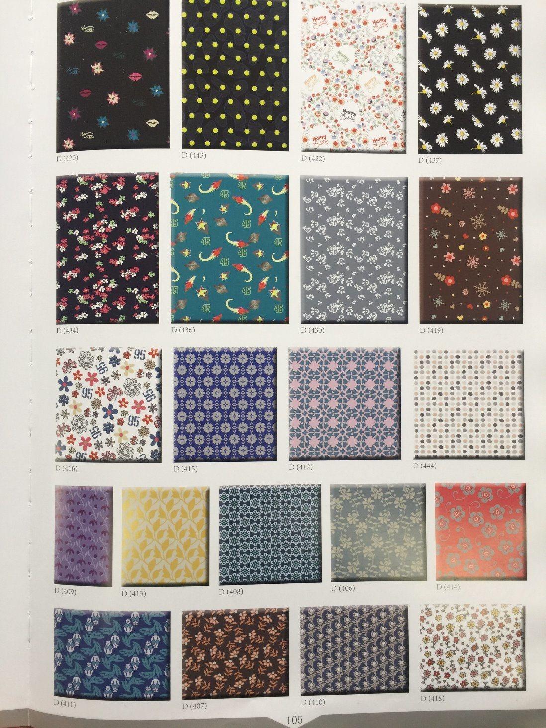 China Different Types of Digital Printing Designs Fabrics