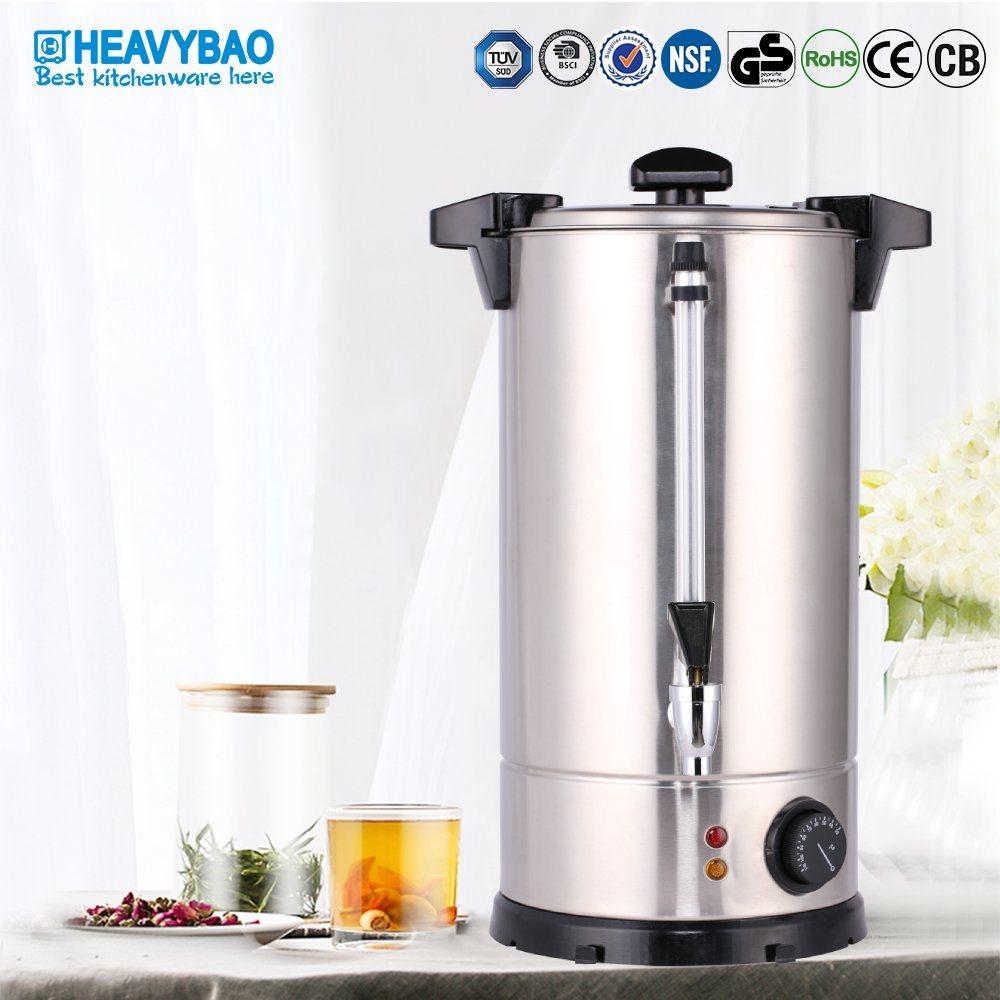 China Heavybao Tea Urn Hot Water Boiler
