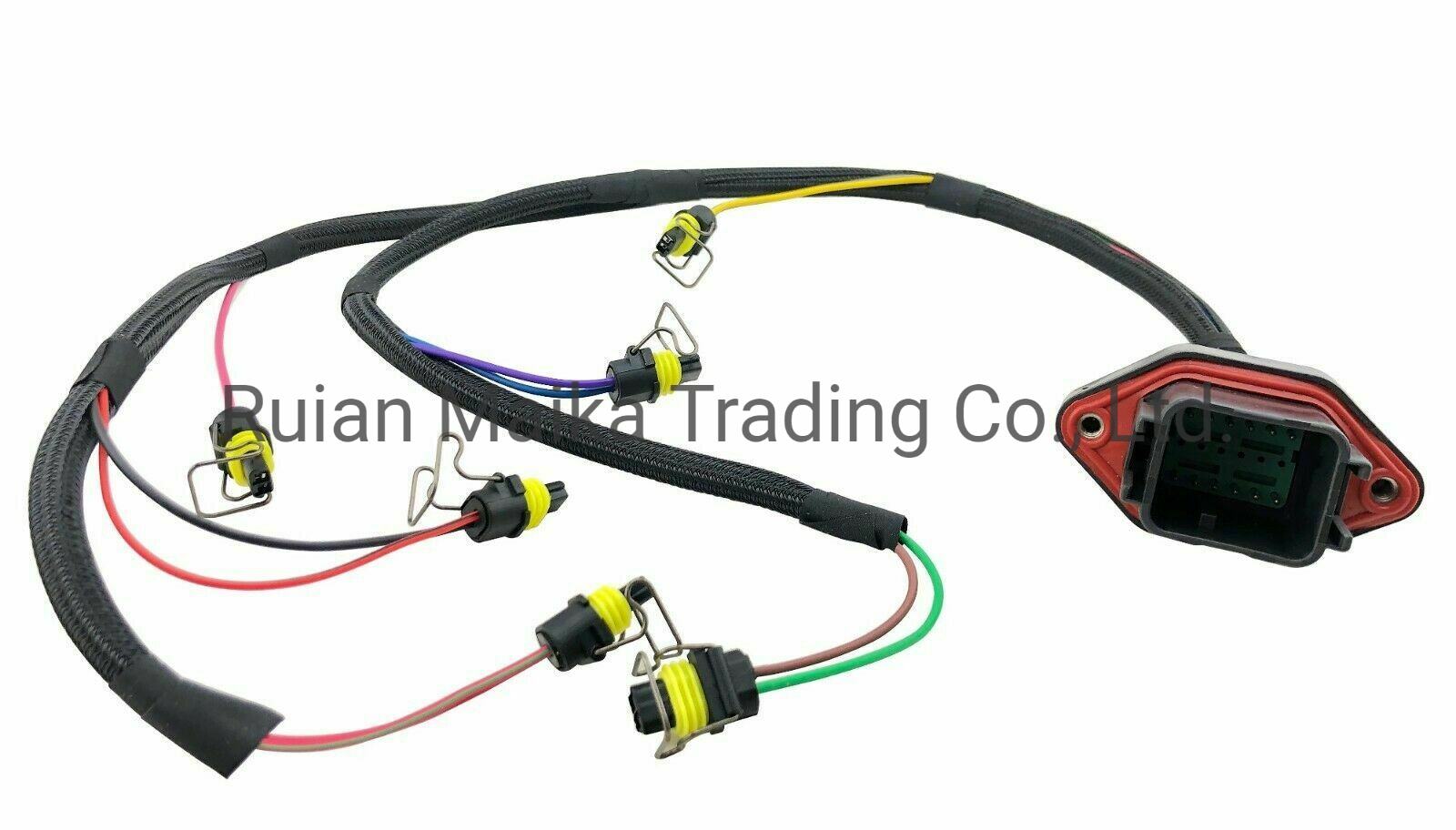 China Fuel Injector Wiring Harness Fit for Caterpillar Engine 4190841  215-3249 - China 4190841, Caterpillar EngineRuian Maika Trading Co., Ltd.