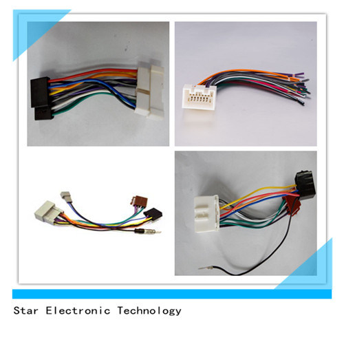 china manufacture of car radio audio iso wire harness connectors rh starconnect en made in china com