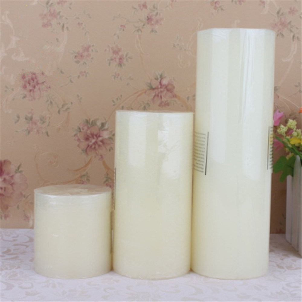 China 6 Inch Decoration Candle Pillar Candle