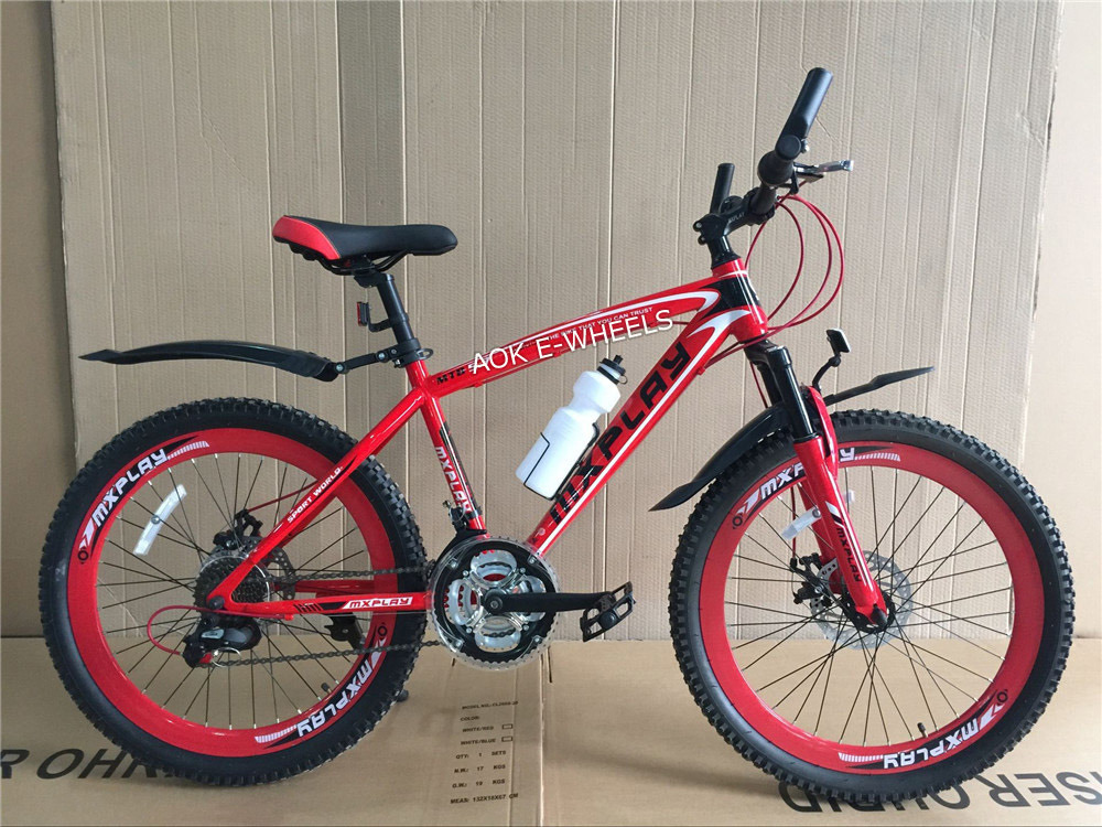 China 26 Inch Steel Frame Mountain Bike with Disk Brakes (AOKMB005 ...