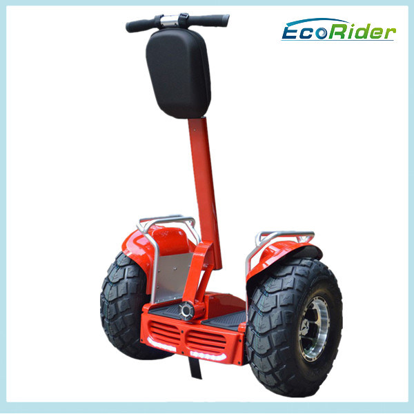Brushless 4000W 72V Standing Self Balancing Electric Chariot Golf Scooter pictures & photos