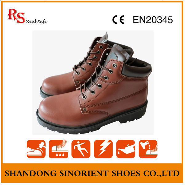China Engineering Working Oil Resistant Boots For Men China Safety