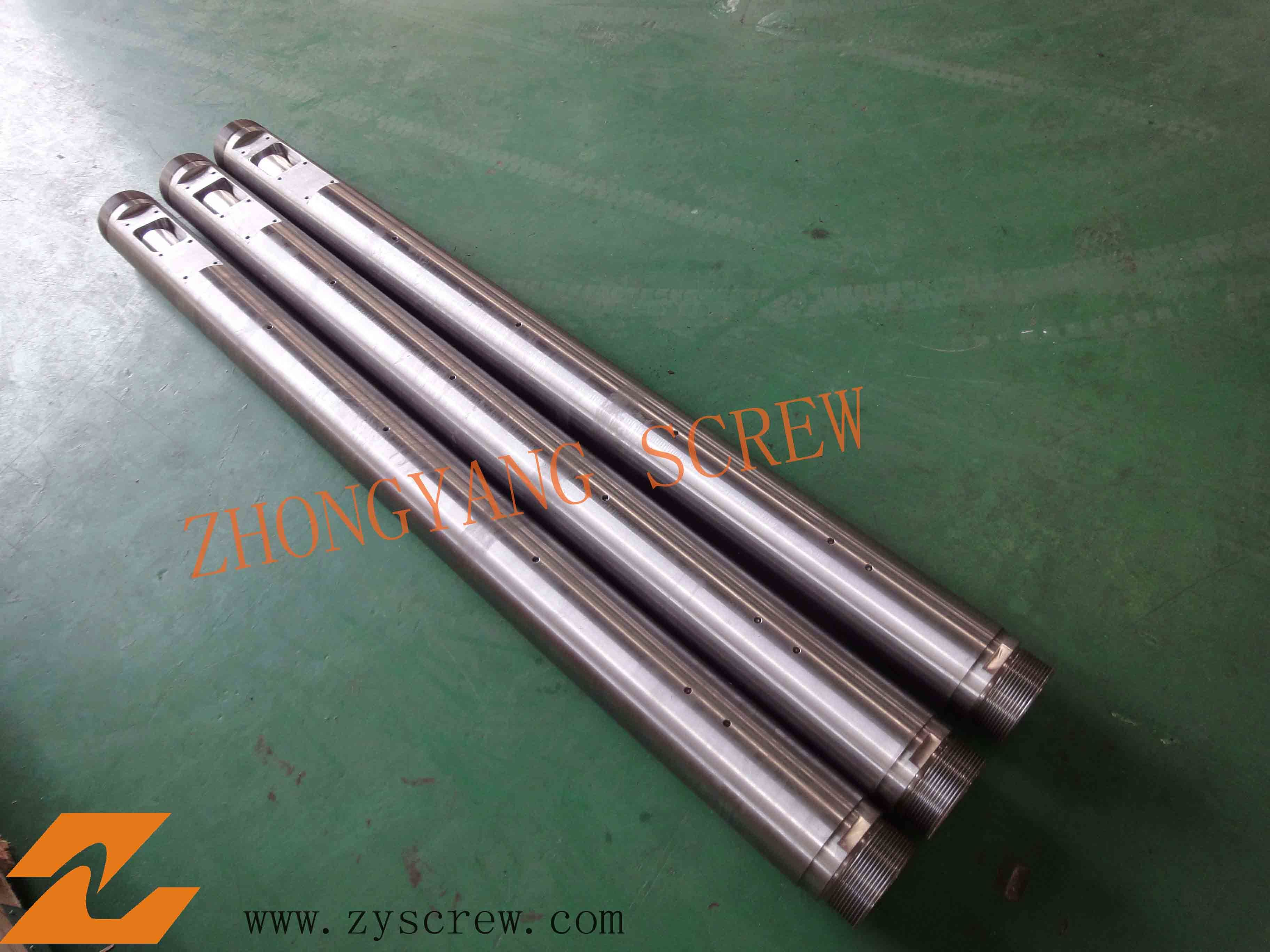 70mm Bimetallic Single Barrel for Extruder