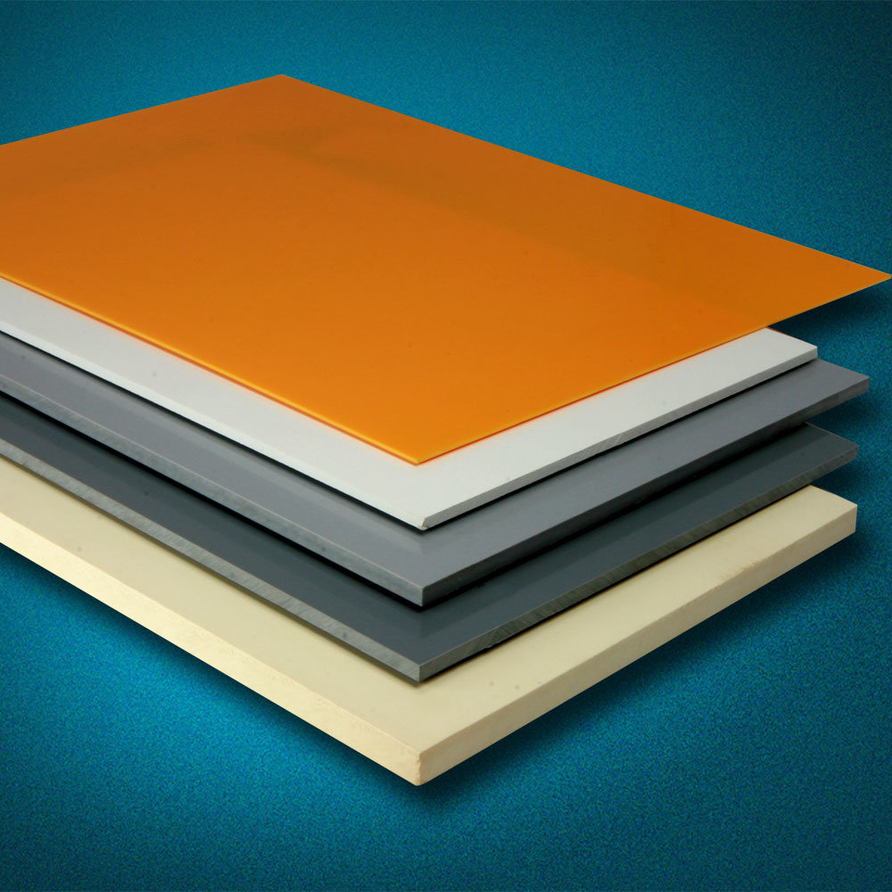 PVC Hard Board Color Maintain 1-5 Years Under Sunlight