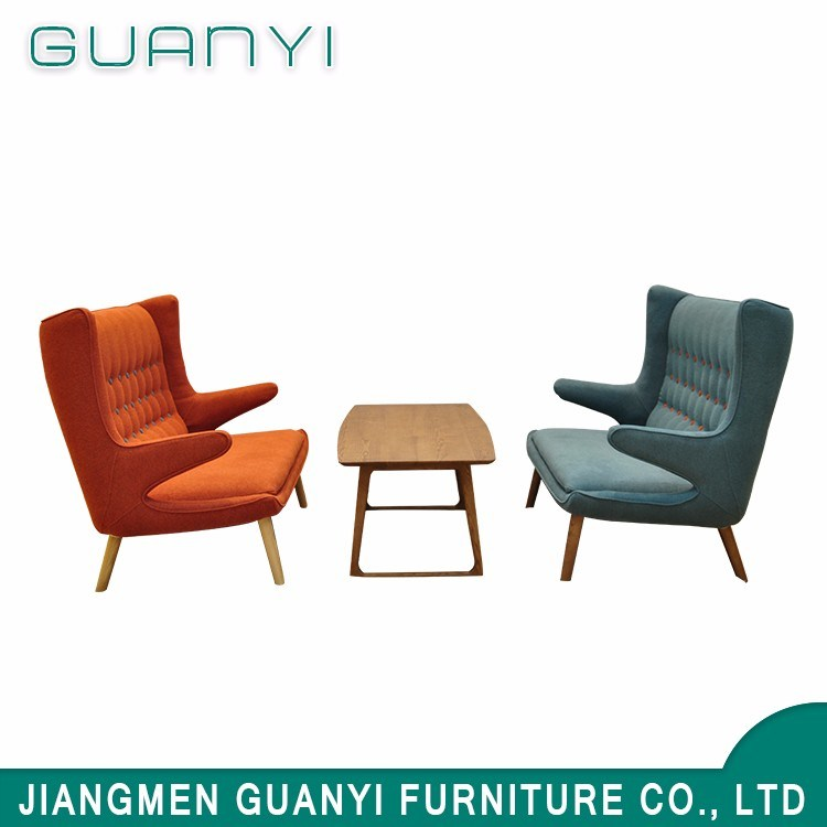 Admirable Hot Item Home Furniture Modern Wooden Lounge Chair Leisure Chair Inzonedesignstudio Interior Chair Design Inzonedesignstudiocom