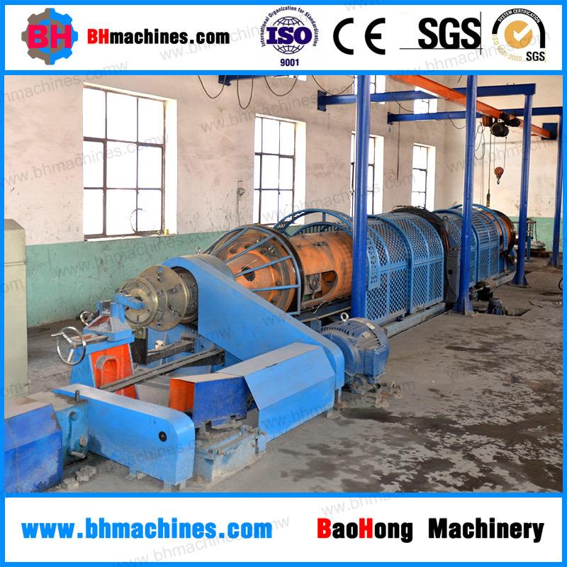 China High Efficient Tubular Type Steel Wire Rope Stranding Machine ...