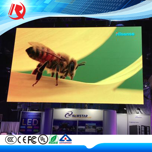 Video Display Function 3.91mm Pixels P3 LED Video Wall