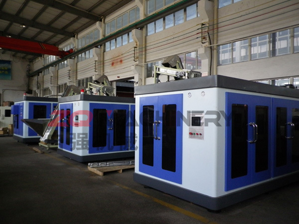9000-13000 Bottles/Hour, Automatic Stretch Blow Molding Machine (ZQ-R10) pictures & photos